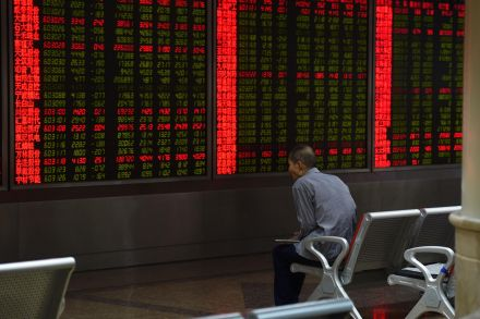 Asian stocks mostly higher after Wall Street decline
