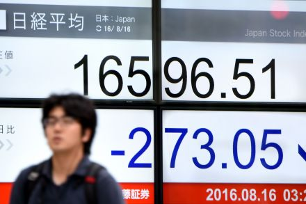 Asian shares hits 1-year high as oil jumps
