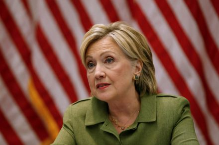 Clinton says she would help small businesses