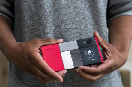 Google Suspends Work on Project Ara Modular Phones