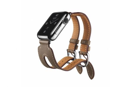 Apple Watch Series 2 Hermes Double Buckle Cuff