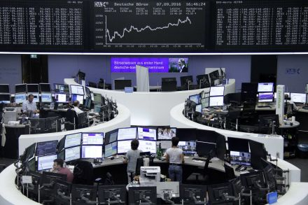 FTSE 100 Index falls sharply amid Clinton and U.S. rate hike concerns