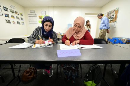White House Aims to Take In 110000 Refugees in Next Fiscal Year