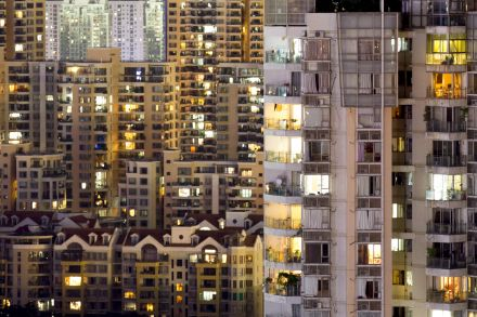 China Home Prices Rise in More Cities in August as Sales Gain