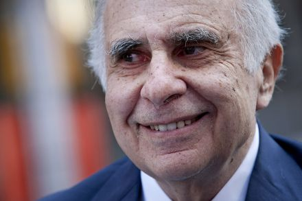 Icahn Books Loss In Chesapeake Energy For 'Tax-Planning Purposes'