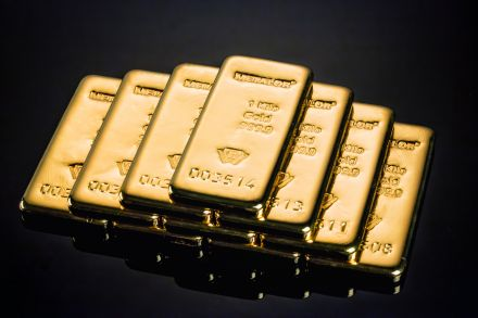 Gold edges up as equities slip ahead of US Fed meeting