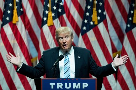 39100605 - 17_07_2016 - US-REPUBLICAN-PRESIDENTIAL-CANDIDATE-DONALD-TRUMP-APPEARS-WITH-H.jpg