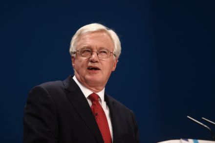 UK Brexit minister says would be