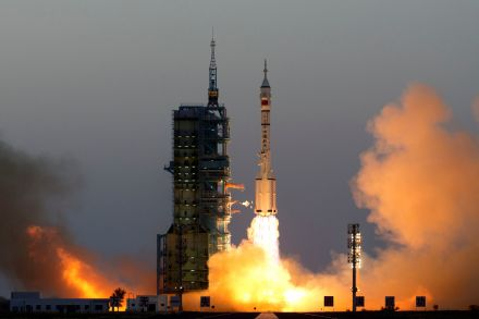 China sends two taikonauts to space for 30-day orbital lab mission