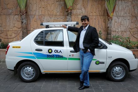 BMW & Ola Launch The 'Lux' Category In The Indian Market