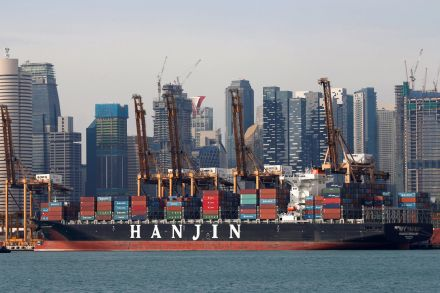 Hanjin shares dive after move to close European business