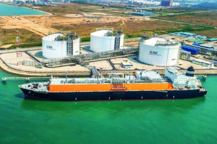 New LNG imports to bring to Singapore gas from US, Australia
