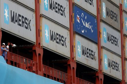 Maersk's Profit Tumbles on Weak Freight Rates, Low Oil Prices