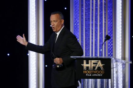 Awards-season campaigning underway at Hollywood Film Awards