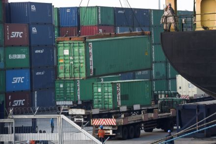 Indonesia exports, imports grow in October, their best month since 2014