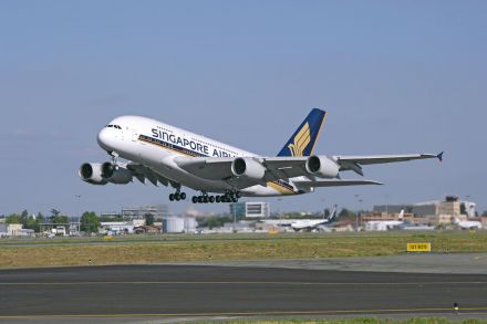 Singapore Airlines Reduces Jakarta Services