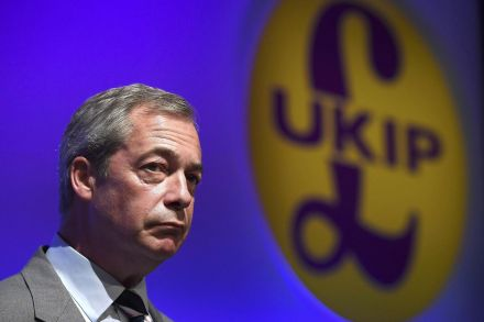 Ukip investigated by Electoral Commission over party funding claims