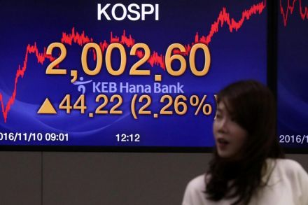 40500236 - 10_11_2016 - SOUTH KOREA MARKETS.jpg