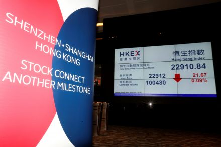 China to launch Shenzhen-Hong Kong stock connect on December 5
