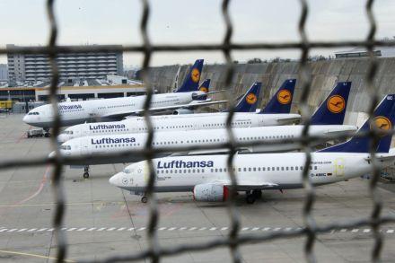 Lufthansa pilots on strike again, 816 flights cancelled