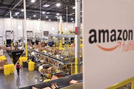 Amazon Worker Jumps Off Company Building After E-Mail To Staff, CEO