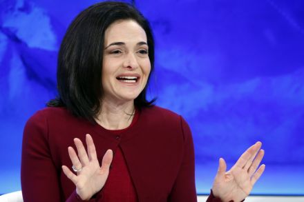 Facebook COO Sandberg donates $100 million to donor advised fund