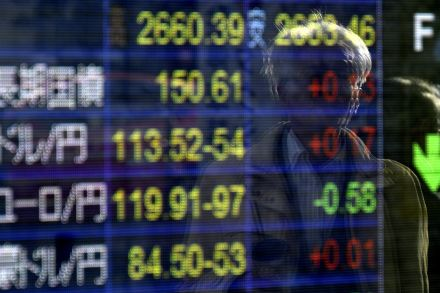 Asian Stocks Climb on Strong Dow Close, US Service Report
