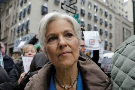 Judge blocks Stein's Pennsylvania recount push