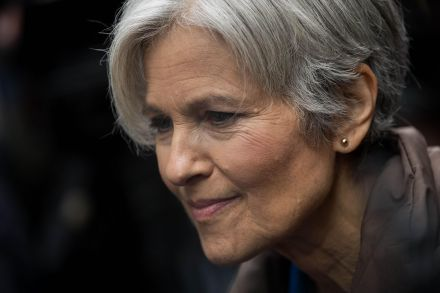 40781242 - 06_12_2016 - US-GREEN-PARTY-PRESIDENTIAL-CANDIDATE-JILL-STEIN-DISCUSSES-RECOU.jpg