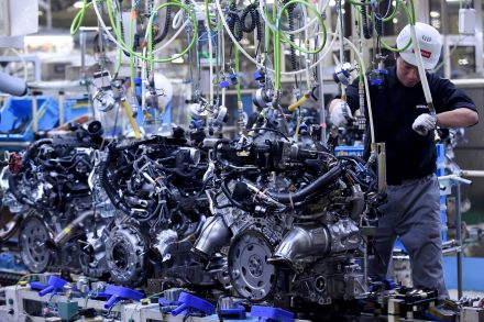 BoJ Tankan: Large Manufacturers' Index Steady At +10 In Q4