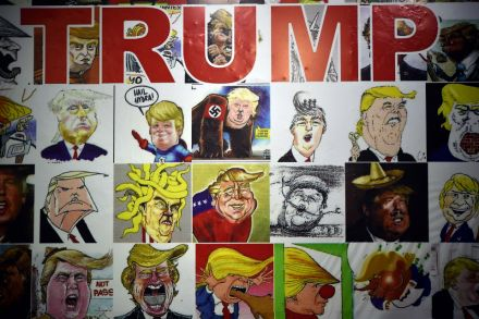 4_40228453.1 (40233414) - 18_10_2016 - MEXICO-US-ART-TRUMP-CARICATURE.jpg