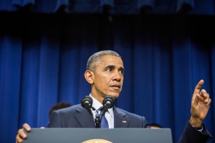 Obama Says Clinton Was Not 'Treated Fairly' During Election