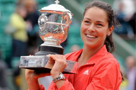 40982888 - 29_12_2016 - (FILE) FRANCE TENNIS IVANOVIC.jpg