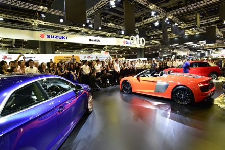Motor Show Expected To Draw Weekend Crowds Transport THE BUSINESS - Automotive show