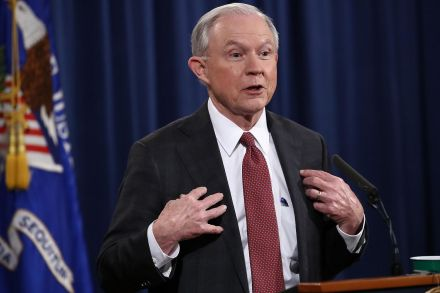 41754773 - 03_03_2017 - US-ATTORNEY-GENERAL-JEFF-SESSIONS-HOLDS-PRESS-CONFERENCE-AT-JUST.jpg