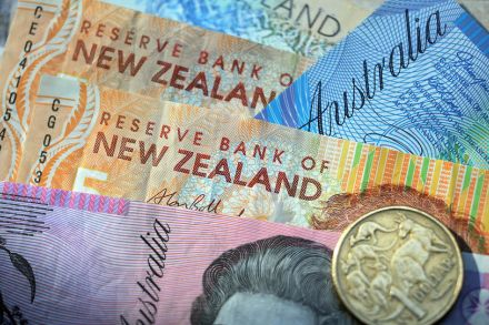 NZ dollar little changed in tight range ahead of Fed