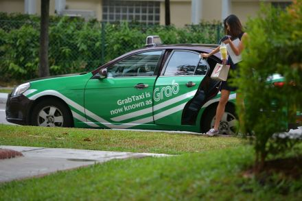Uber rival, Grab, boosts R&D strategy