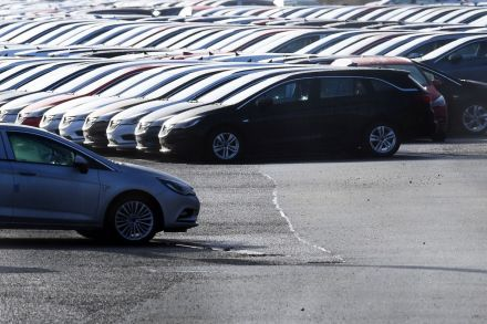 European vehicle sales rise in February amid volume brand slump