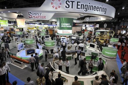 ST Engineering Wins MINDEF Contract For Armoured Fighting Vehicle