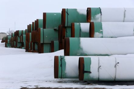 Trump administration to approve Keystone XL pipeline project Monday