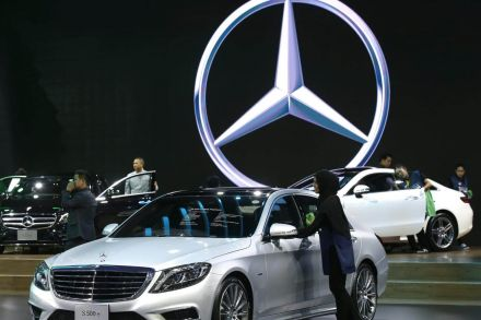 Mercedes-Benz to grow its electric auto range