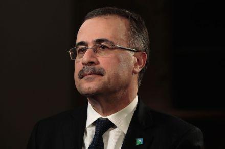Saudi oil boss says market is nearly back in balance