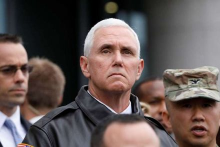 Pence Says Trade Relationship with South Korea is 'Falling Short'