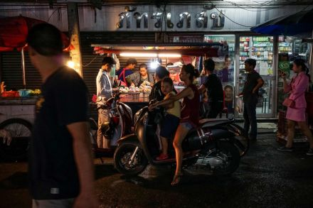 Did you know? Bangkok just banned street food