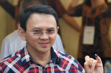 Tycoon backs opponent looks to oust ahok in jakarta elections ahokg stopboris Choice Image
