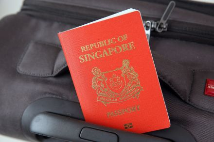 Singapore ties with Germany for most powerful passport in the world
