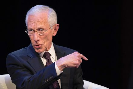 Fed's Fischer Says Global Economic Expansion Appears 'entrenched'