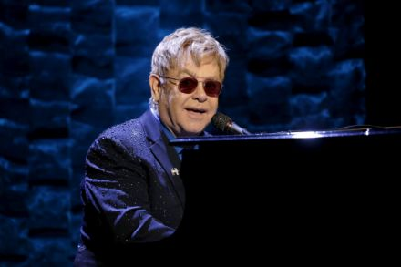 Elton John hospitalised after contracting 'potentially deadly' infection