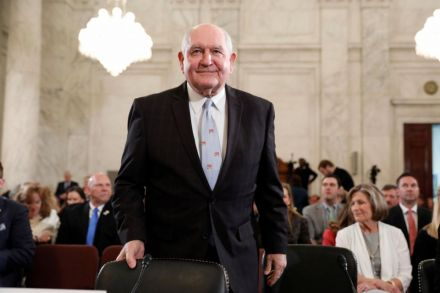 Senate set to confirm Sonny Perdue as agriculture secretary