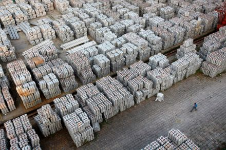 Trump orders investigation into aluminum imports